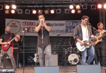Kendimden Geriye (Çilekeş Cover) – Gezi Festivali