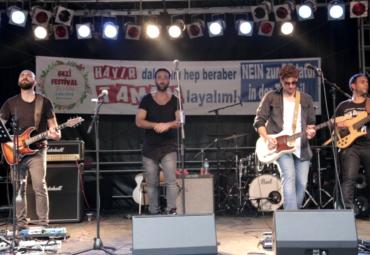 Beni Yak (Duman Cover) – Gezi Festivali